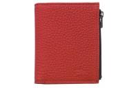 Essential Portefeuille compact - Brique Soldes