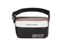 Longchamp 3D Sac banane - Vison Soldes