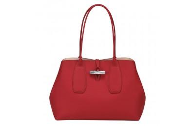 [Soldes] - Roseau Sac shopping - Rouge