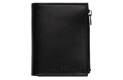 [Vente] - Baxi Portefeuille compact - Noir