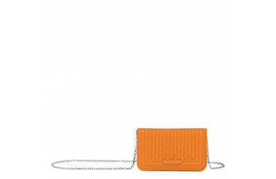Amazone Pochette chainette - Orange Soldes