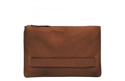 [Vente] - Longchamp 3D Pochette - Cognac