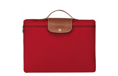 Le Pliage Porte-documents - Rouge Soldes