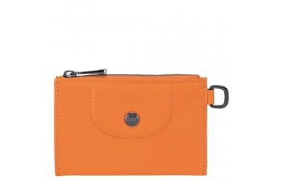 [Soldes] - Le Pliage Cuir Etui clés - Orange