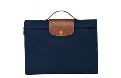 Le Pliage Porte-documents - Navy Pas Cher