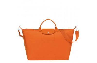 Le Pliage Néo Sac de voyage - Orange Pas Cher