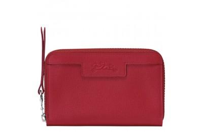 Le Pliage Néo Portefeuille compact - Rouge Pas Cher
