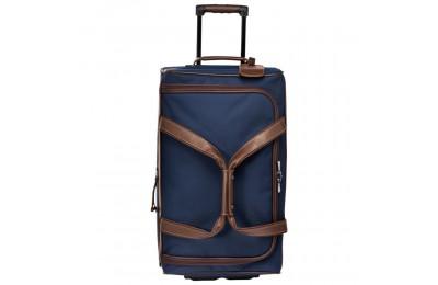 Boxford Sac de voyage à roulettes S - Bleu Soldes