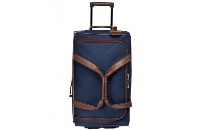 Boxford Sac de voyage à roulettes S - Bleu Pas Cher