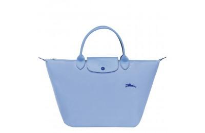 Le Pliage Club Sac porté main - Bleu Pas Cher