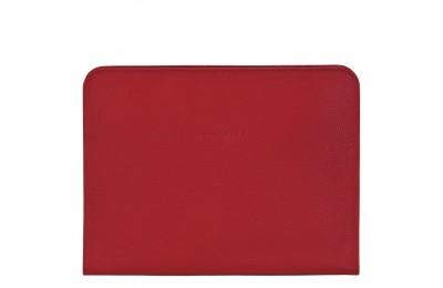 Le Foulonné Étui ordinateur 13'' - Rouge Soldes