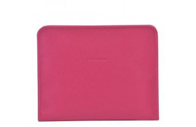 Le Foulonné Étui iPad® - Rose Pas Cher