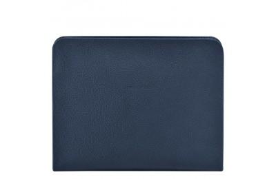 Le Foulonné Étui iPad® - Navy Pas Cher