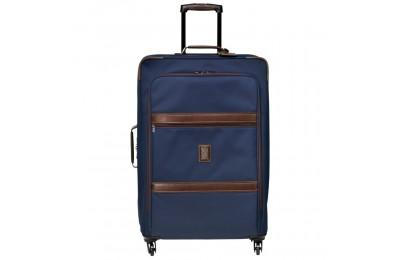 [Soldes] - Boxford Valise à roulettes L - Bleu