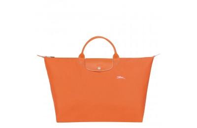 Le Pliage Club Sac de voyage - Orange Soldes