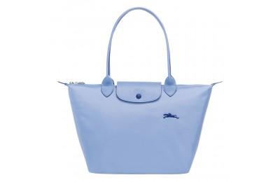 Le Pliage Club Sac porté épaule - Bleu Pas Cher