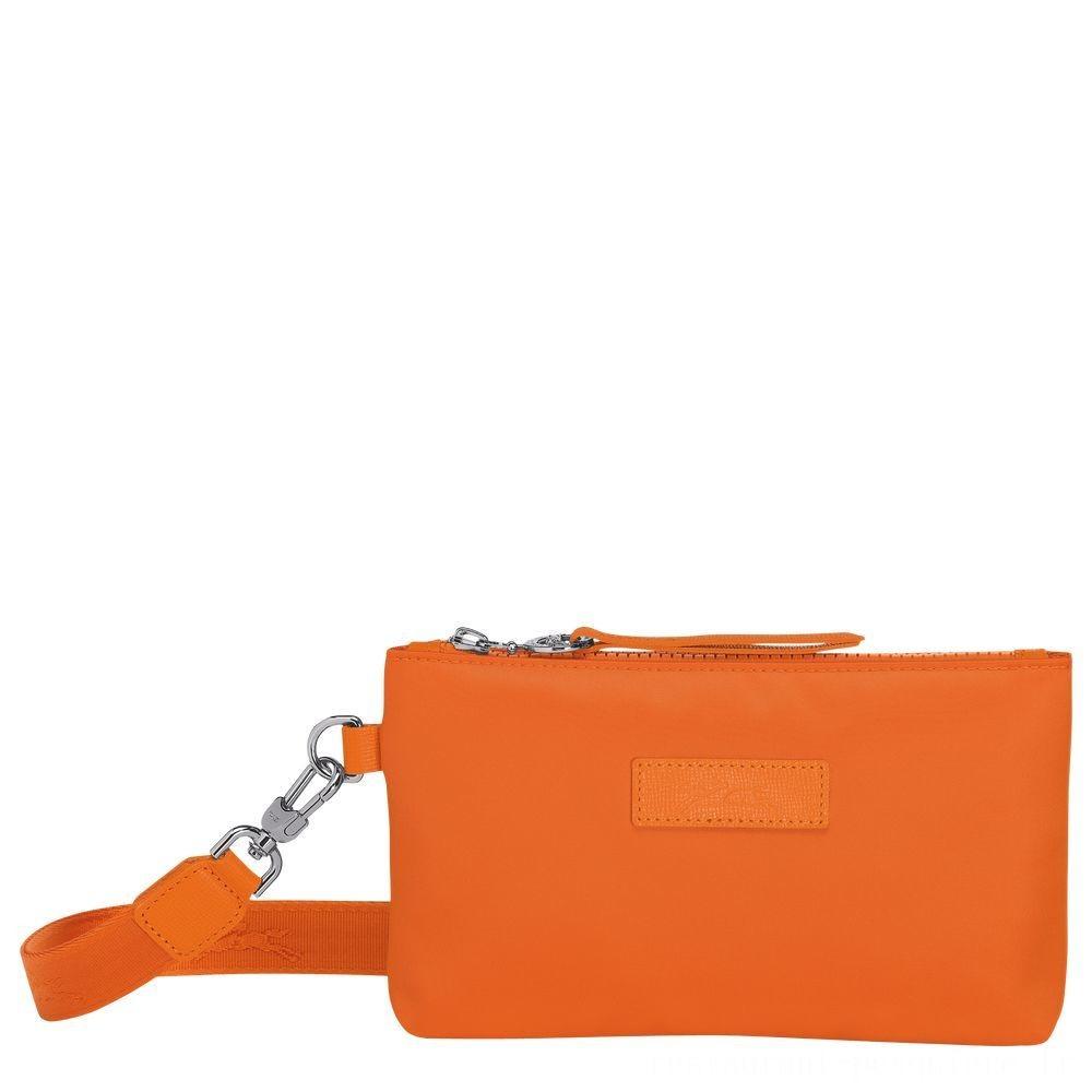 Le Pliage Néo Pochette - Orange Pas Cher