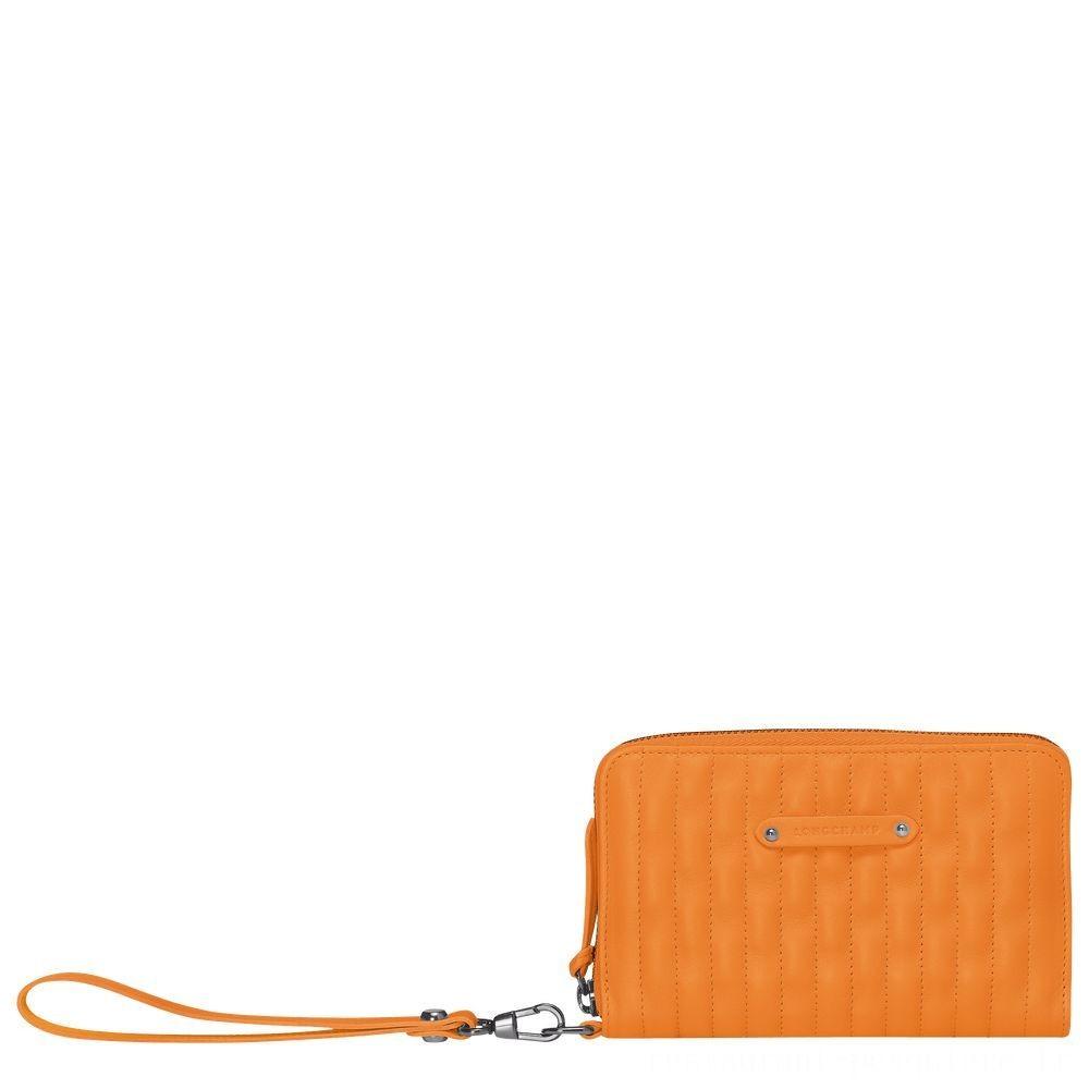 [Soldes] - Amazone Portefeuille compact - Orange