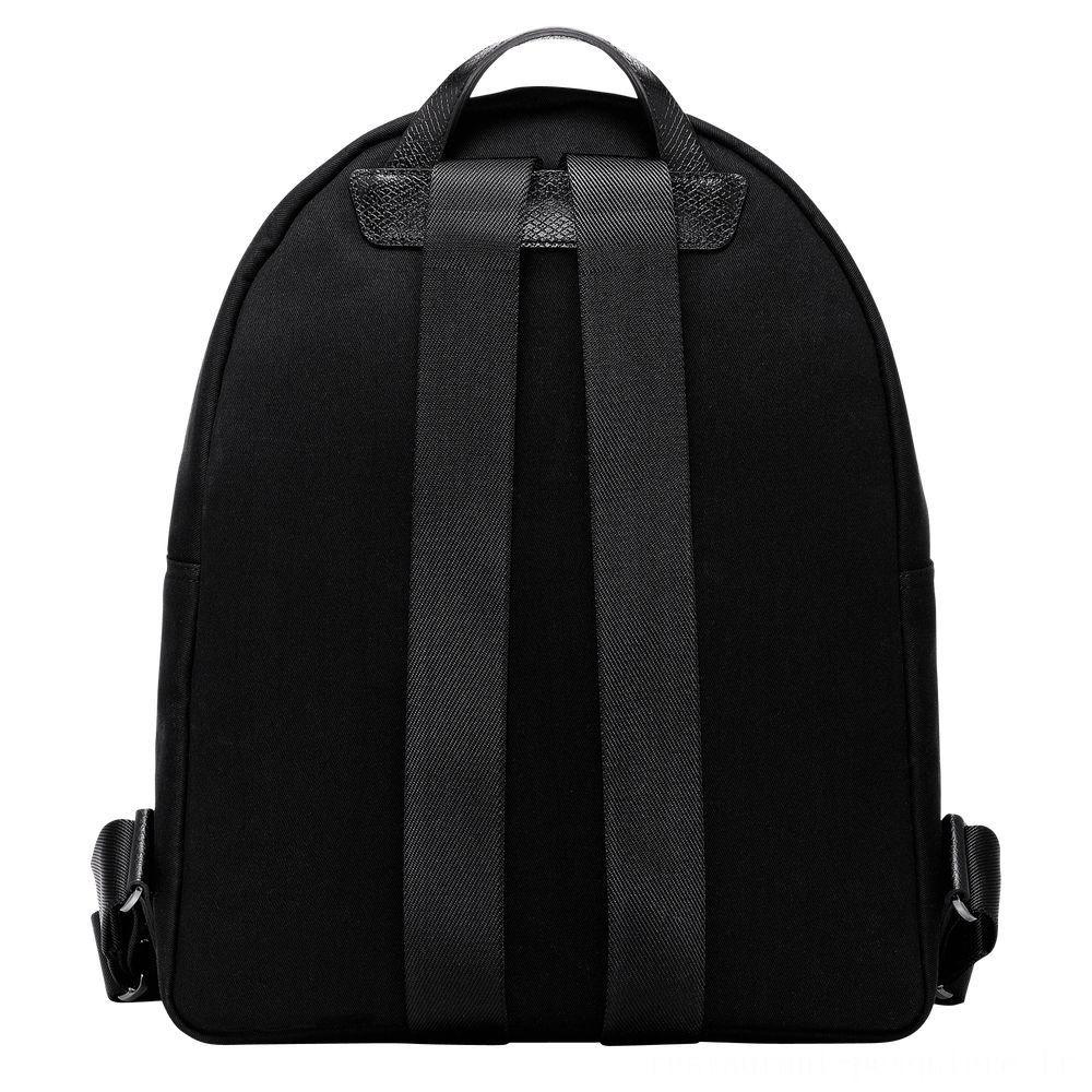 [Vente] - Le Pliage LGP Sac à dos - Noir/Blanc
