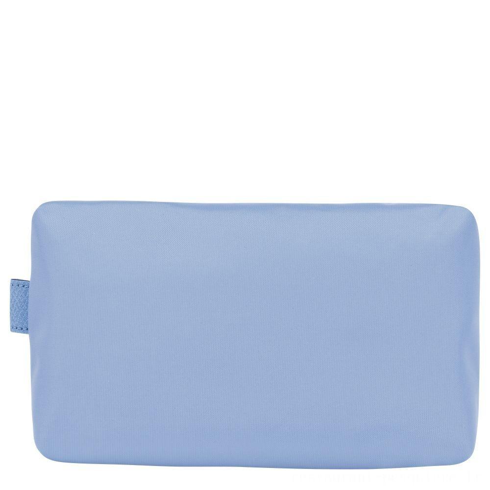 [Soldes] - Le Pliage ClubTrousse/Pochette - Bleu