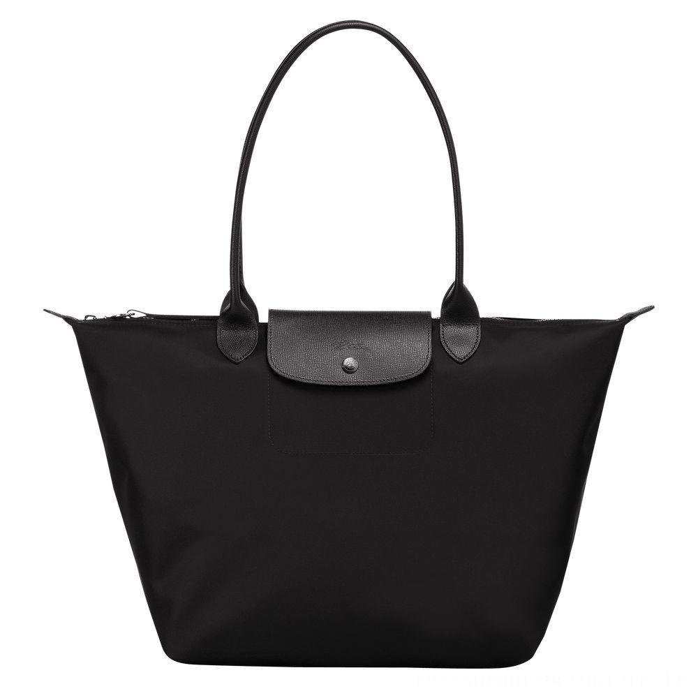 [Vente] - Le Pliage Néo Sac porté épaule - Noir