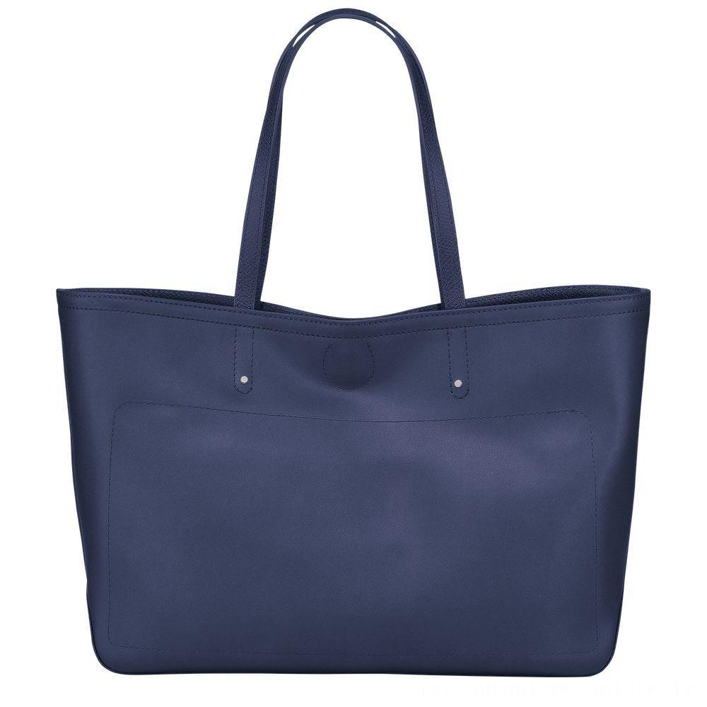Cavalcade Sac shopping - Marine Pas Cher