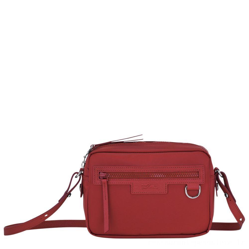 [Soldes] - Le Pliage Néo Sac porté travers - Rouge