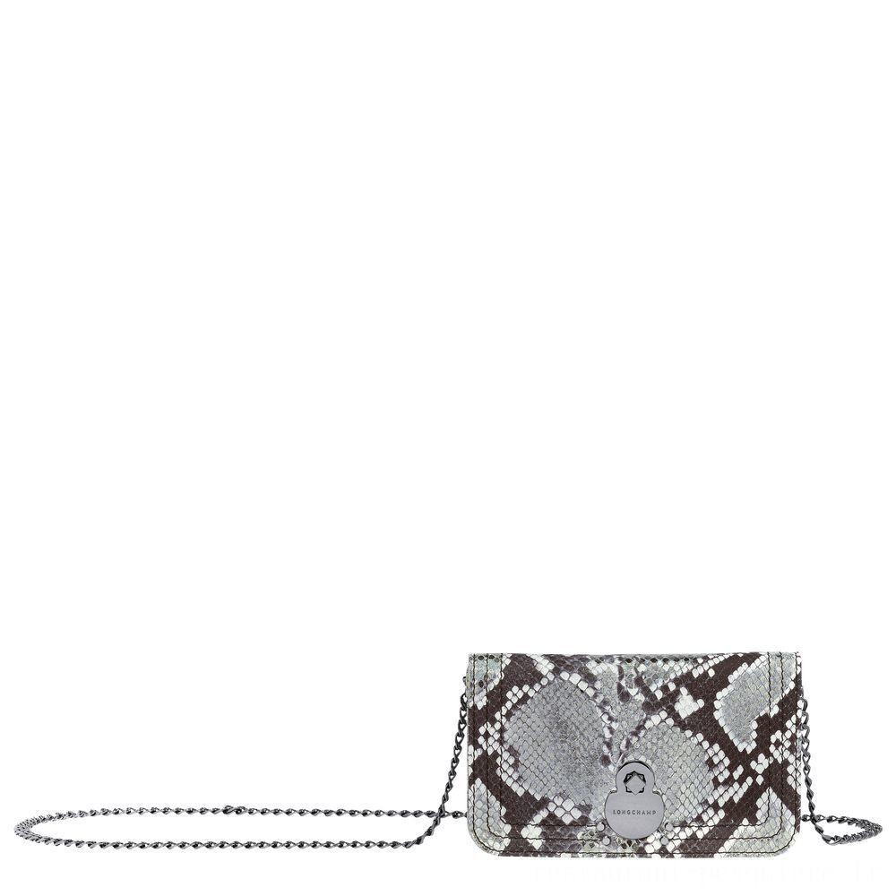 [Vente] - Cavalcade Pochette chainette - Platine