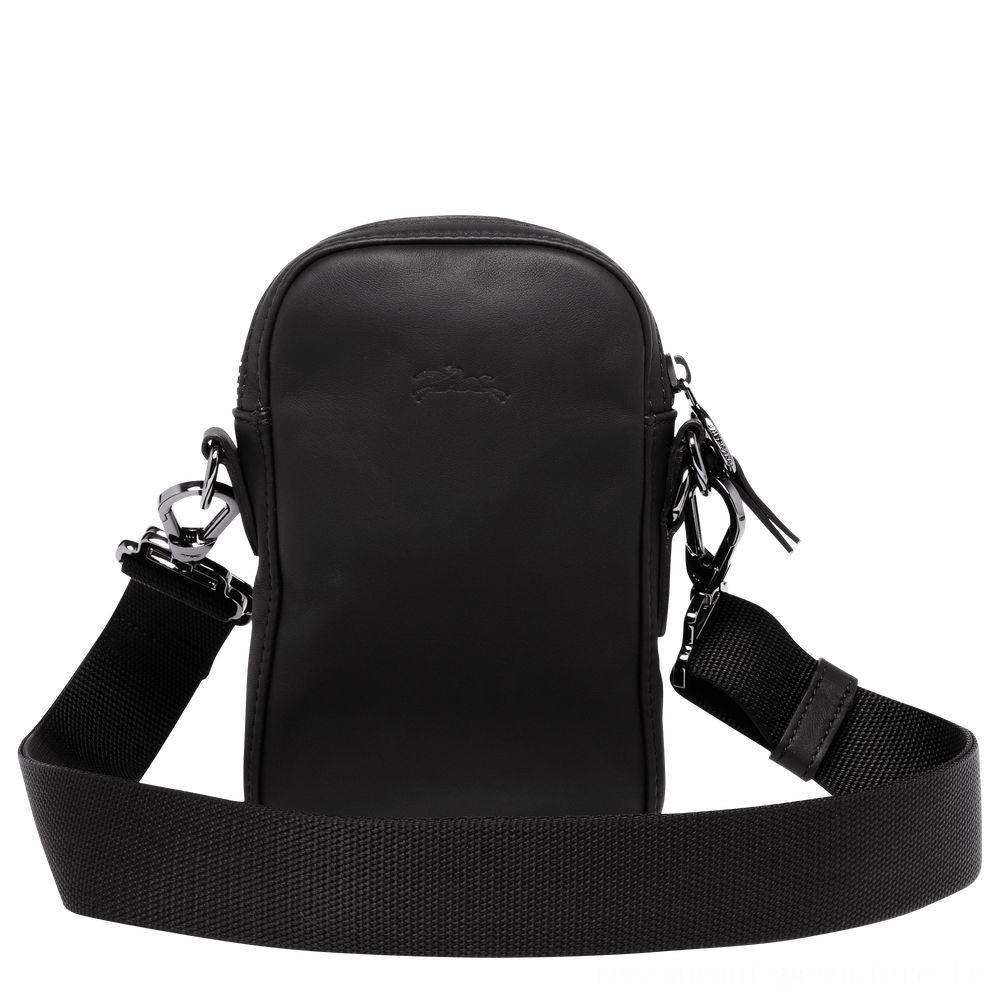 [Vente] - Parisis Sac porté travers - Noir