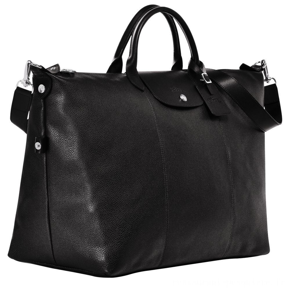 [Vente] - Le Foulonné Sac de voyage XL - Noir