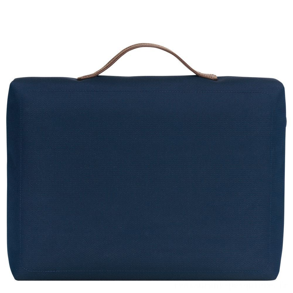 [Vente] - Boxford Porte-documents - Bleu