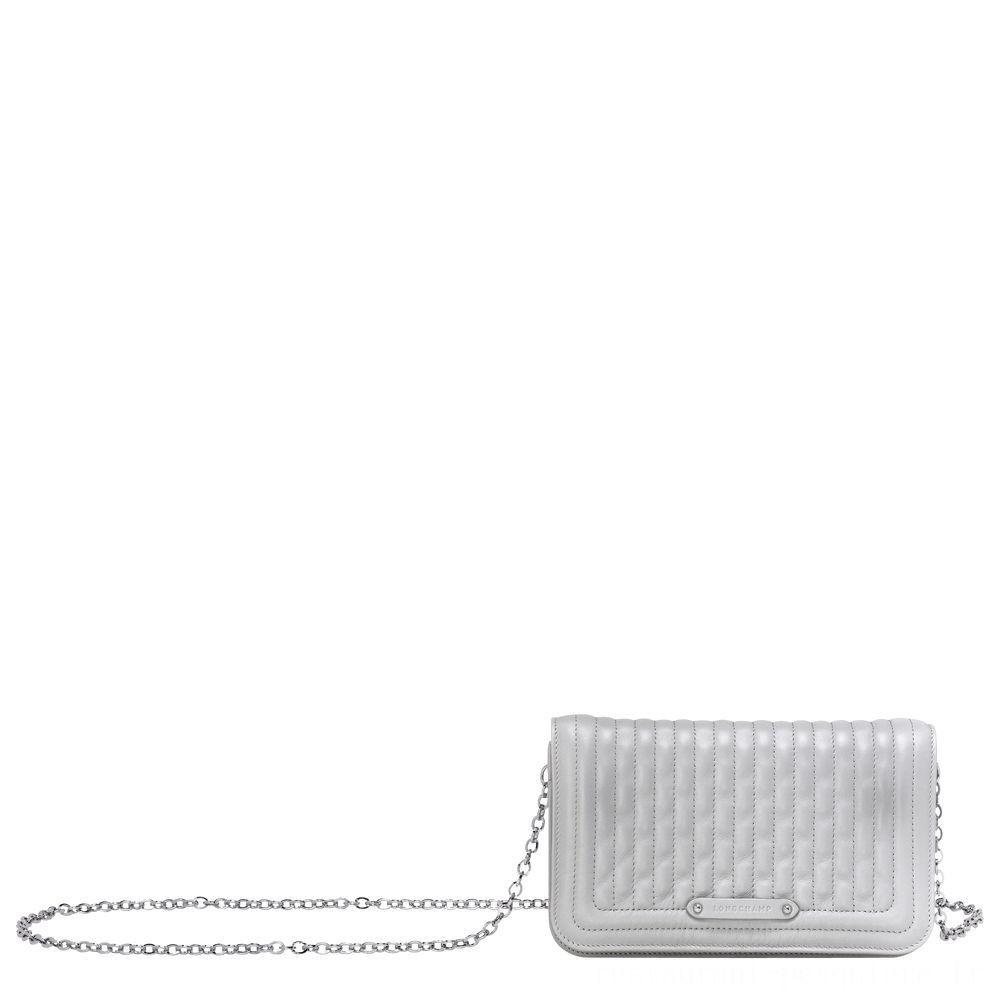 [Vente] - Amazone Pochette chainette - Perle