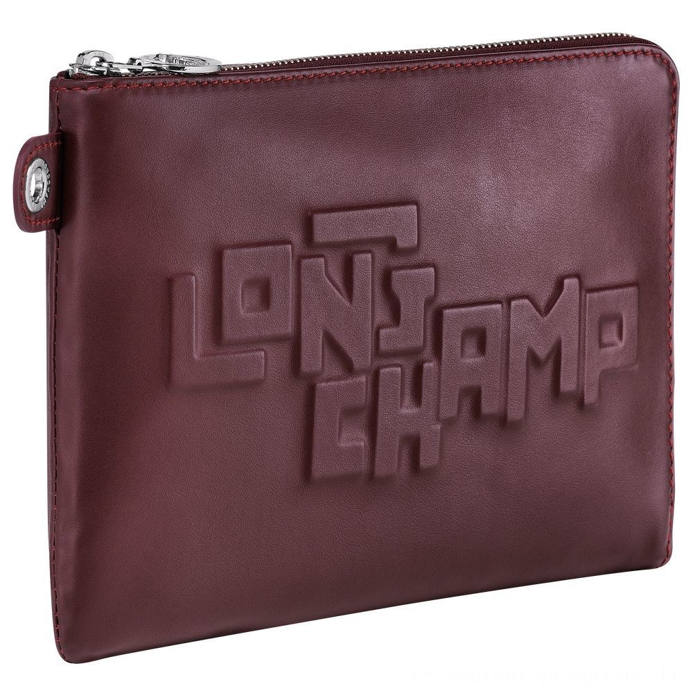 [Vente] - Le Pliage Cuir Etui high-tech - Brandy