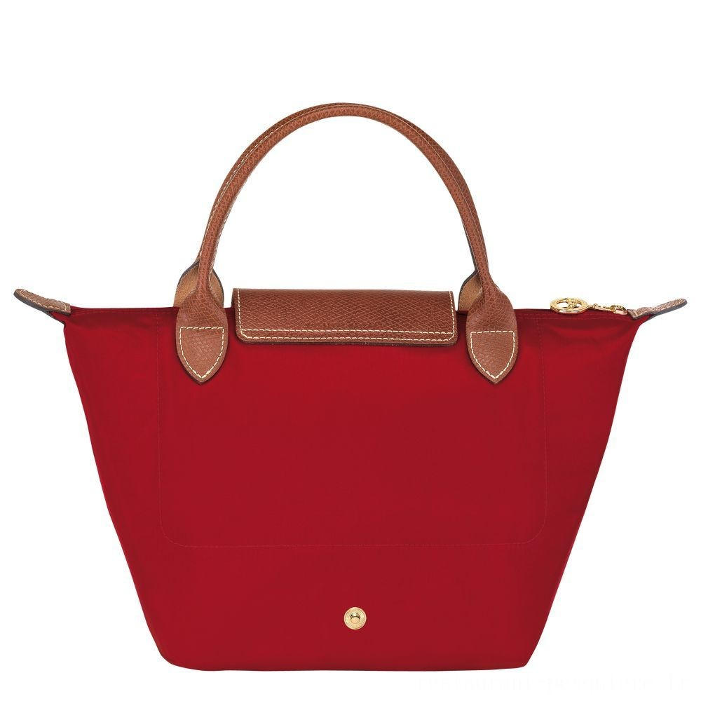 [Vente] - Le Pliage Sac porté main - Rouge