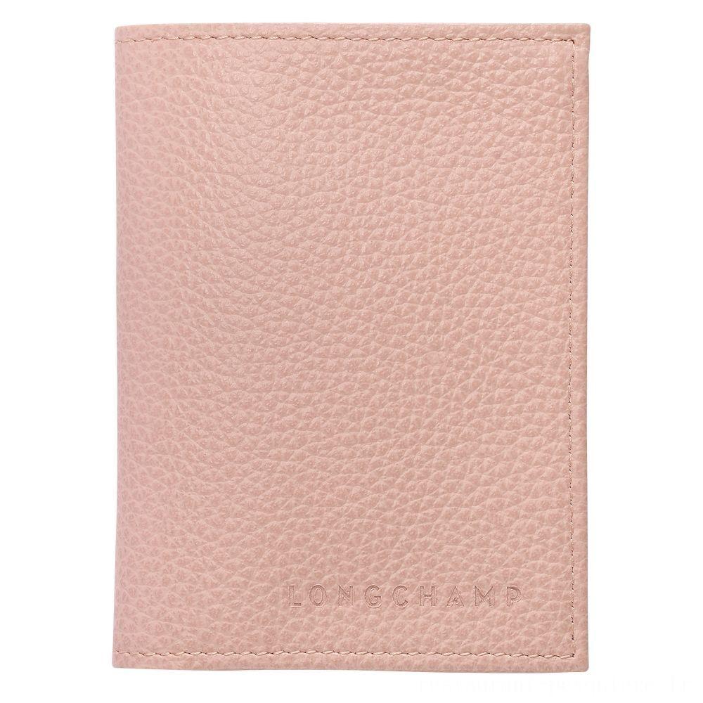 Le Foulonné Porte-cartes - Poudre Pas Cher