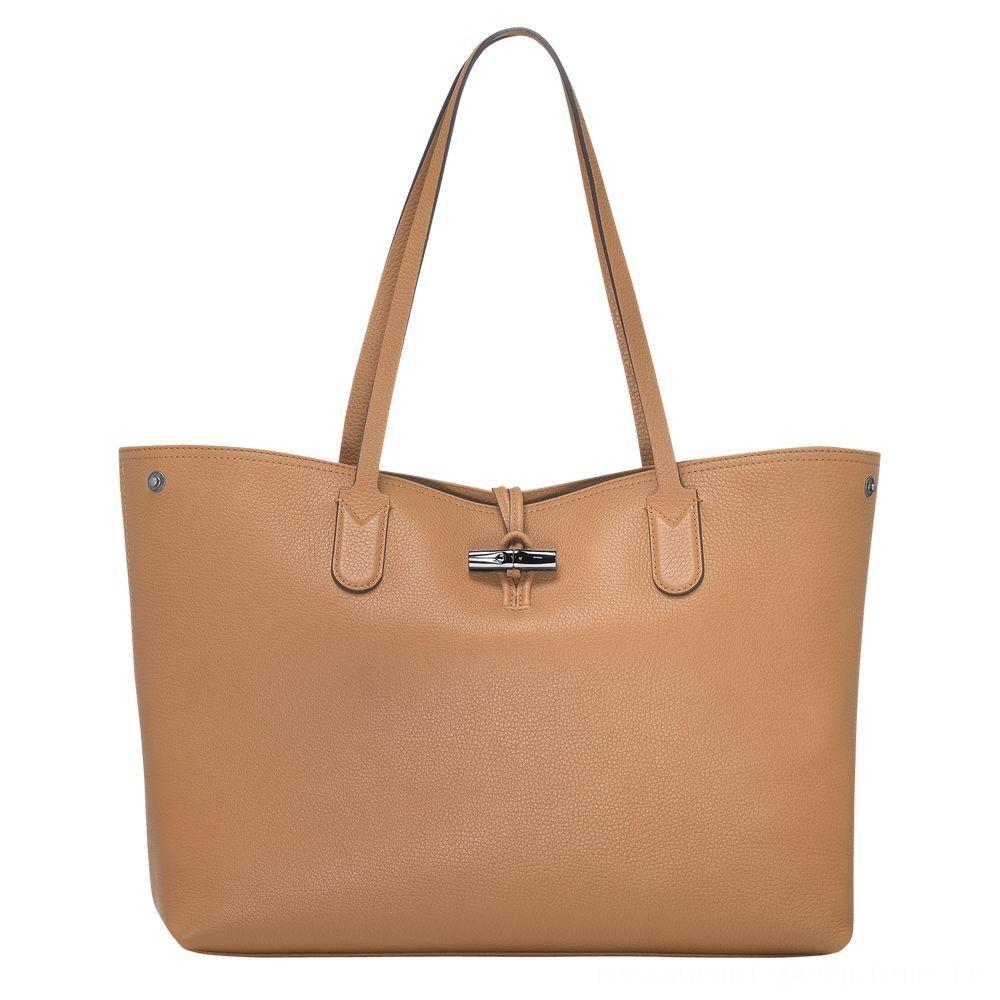 Roseau Sac shopping L - Naturel Pas Cher