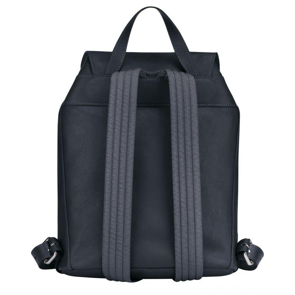 Longchamp 3D Sac à dos S - Minuit Pas Cher