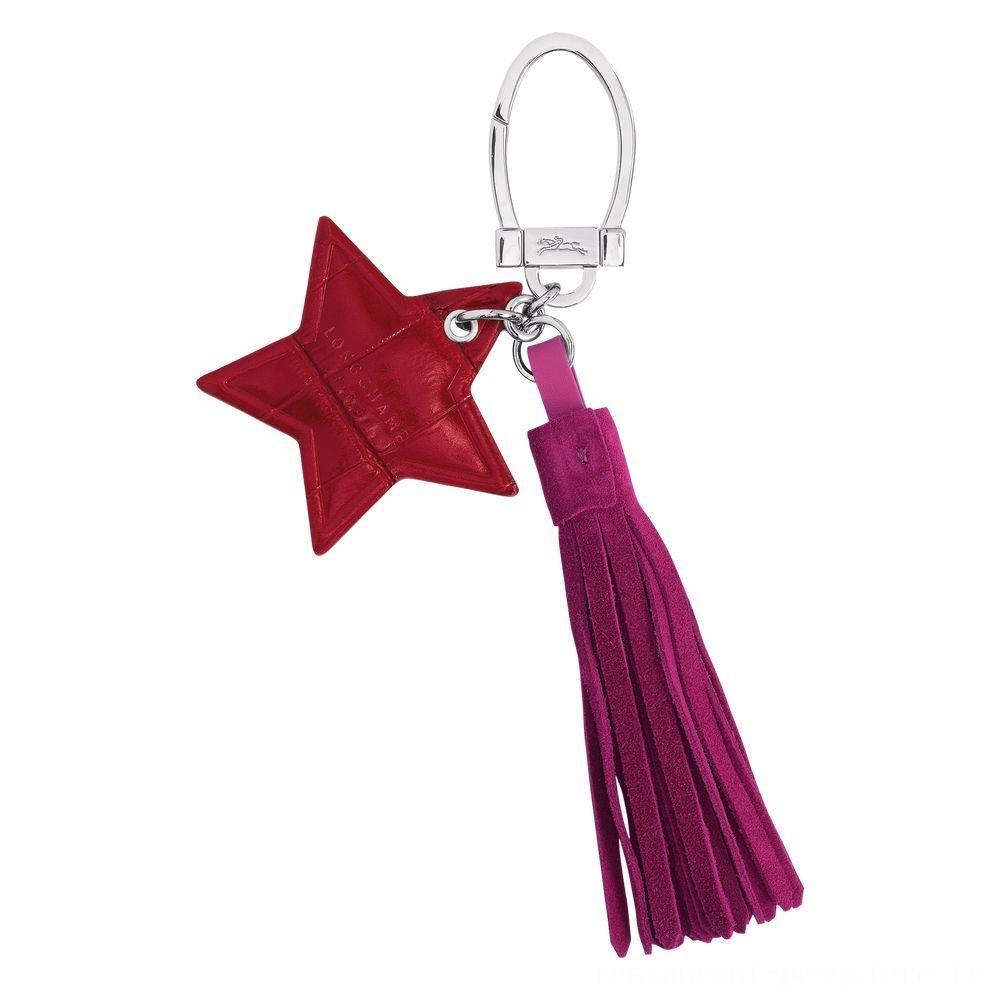 [Soldes] - Cavalcade Porte-clés - Rouge