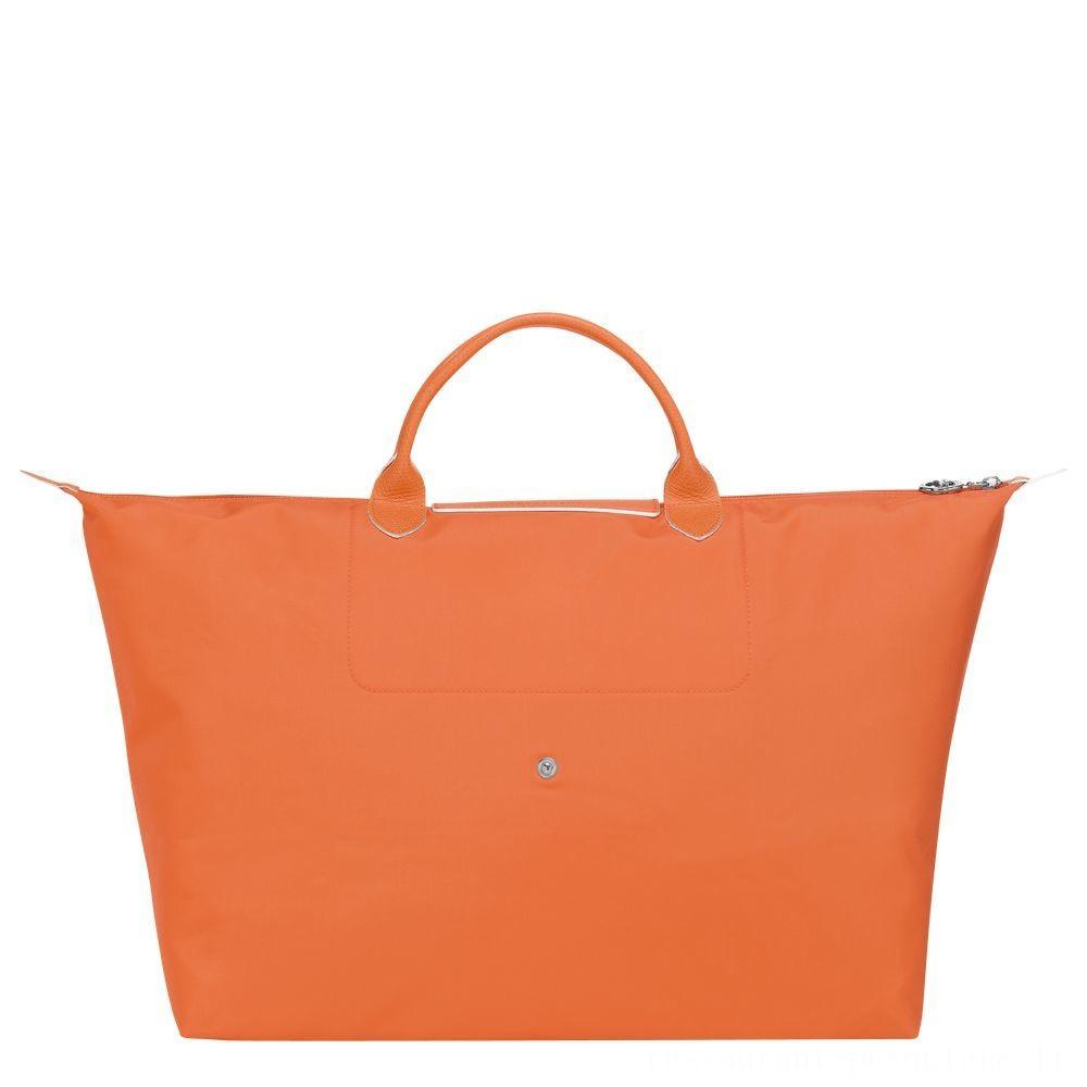 [Vente] - Le Pliage Club Sac de voyage - Orange