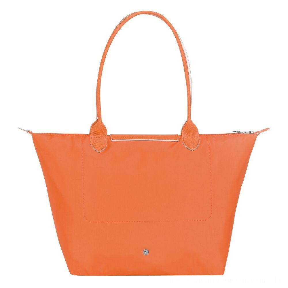 [Vente] - Le Pliage Club Sac porté épaule - Orange