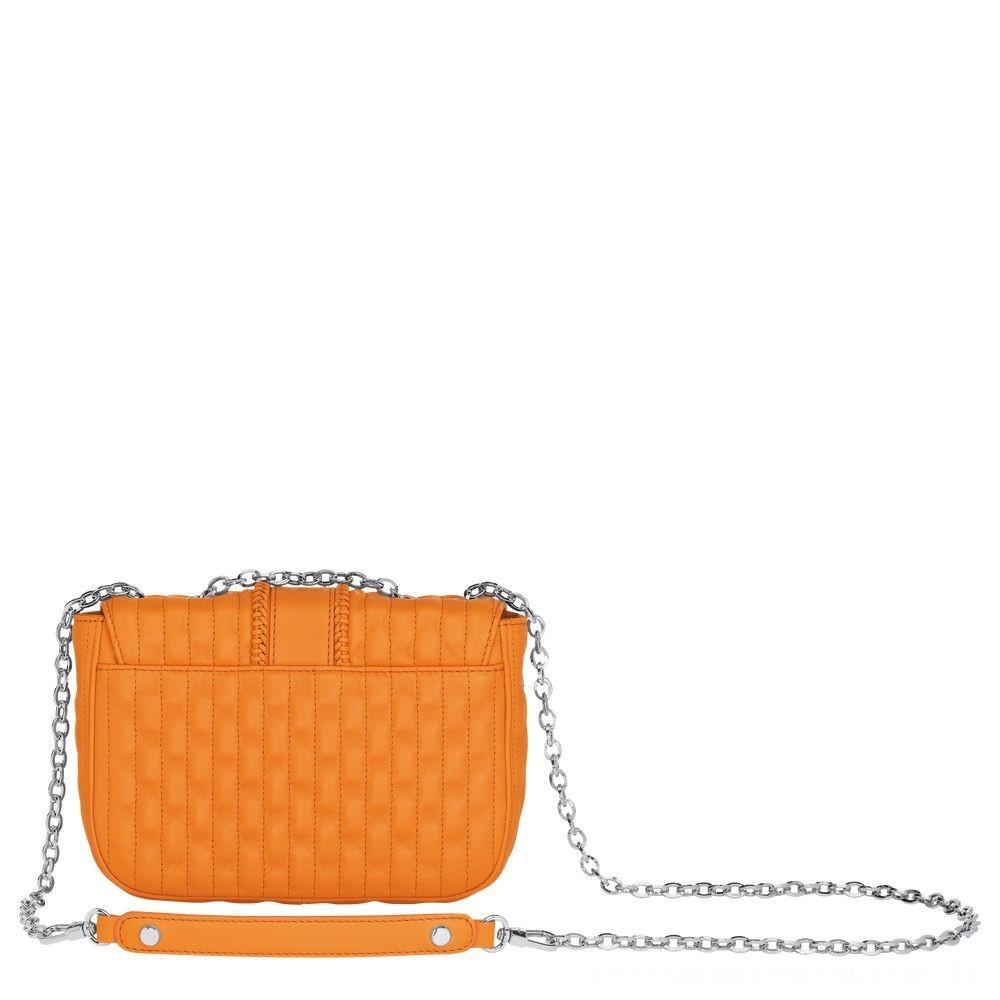 Amazone Besace XS - Orange Soldes