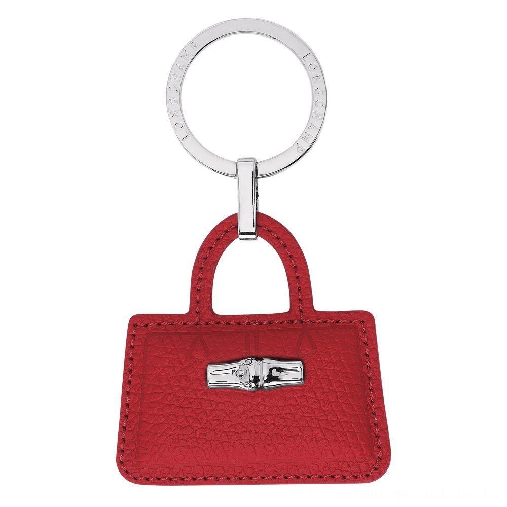 [Vente] - Roseau Porte-clés - Rouge