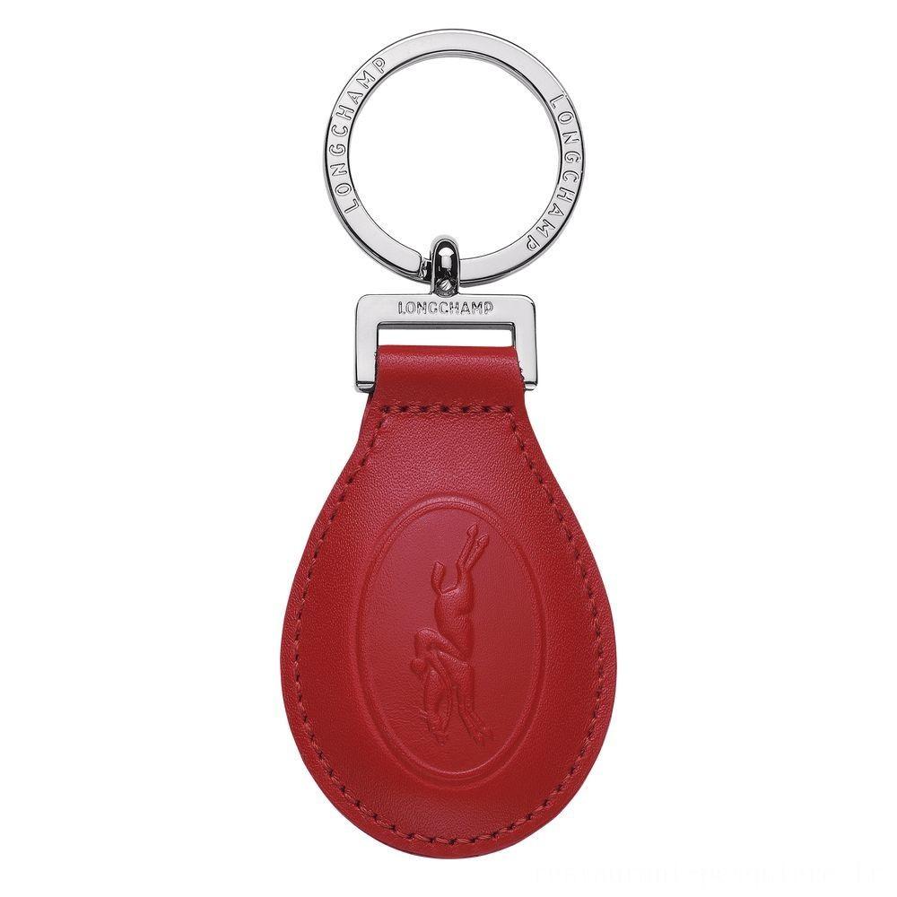 [Vente] - Le Foulonné Porte-clés - Rouge