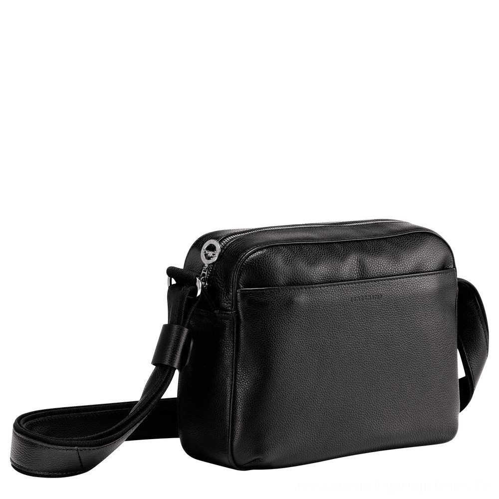 [Vente] - Le Foulonné Camera bag - Noir