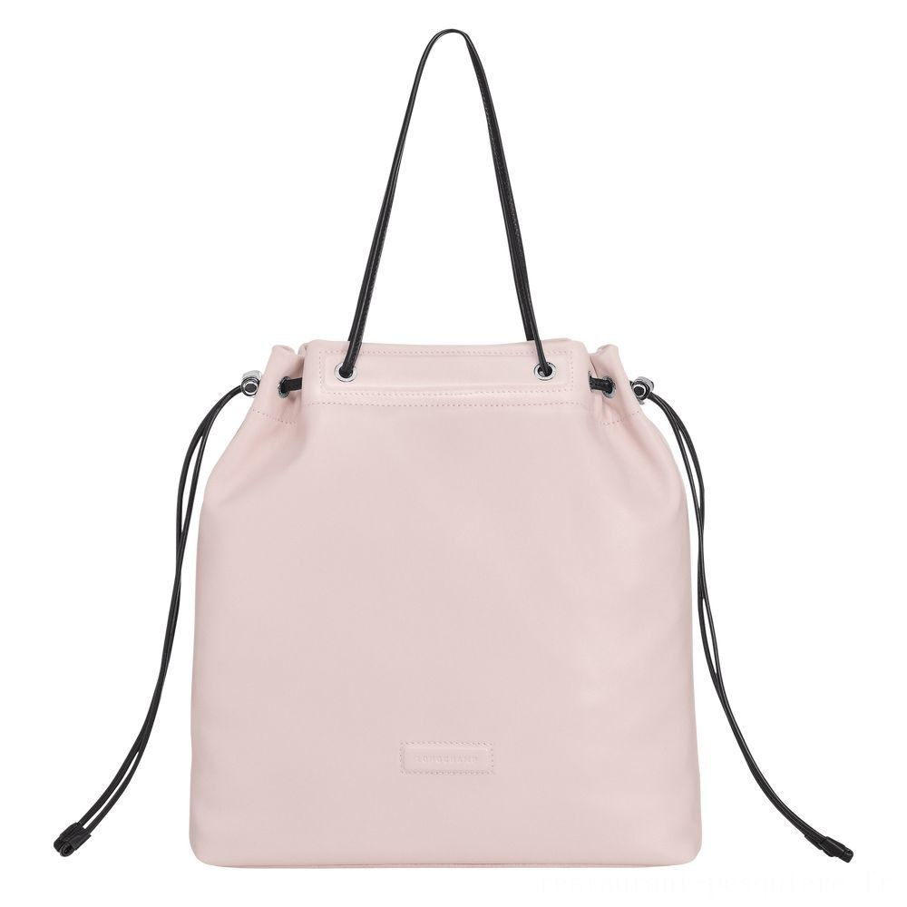 [Soldes] - Roseau Sac shopping - Poudre