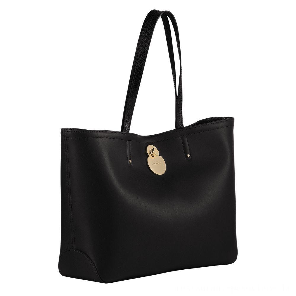 [Soldes] - Cavalcade Sac shopping - Noir
