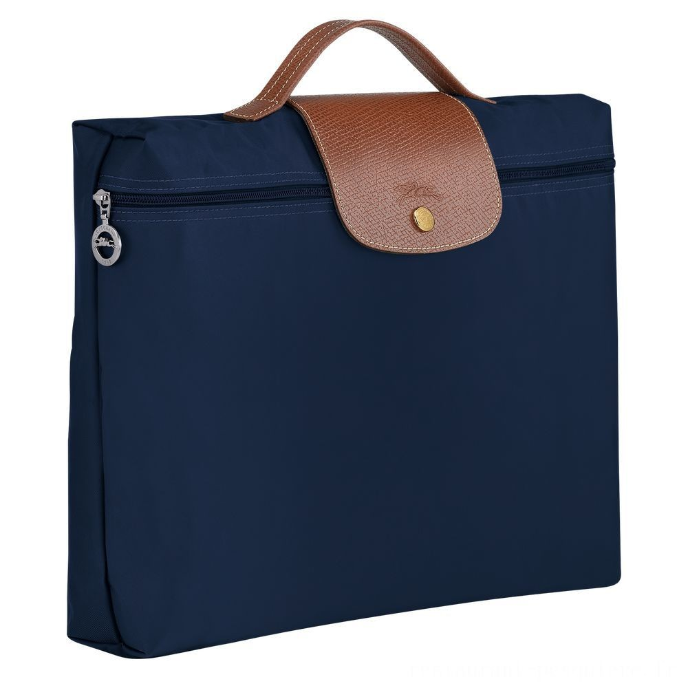 [Soldes] - Le Pliage Porte-documents - Navy