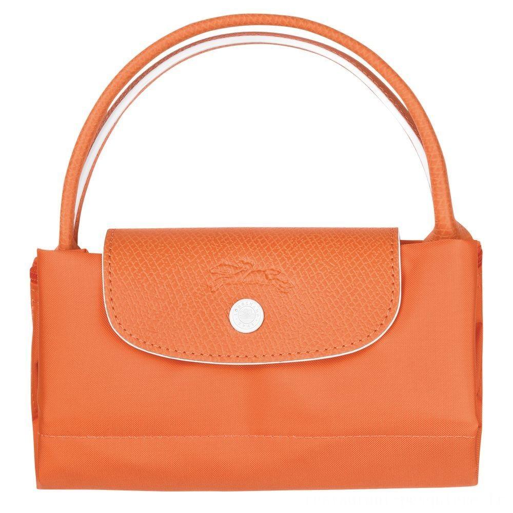 [Soldes] - Le Pliage Club Sac porté main - Orange