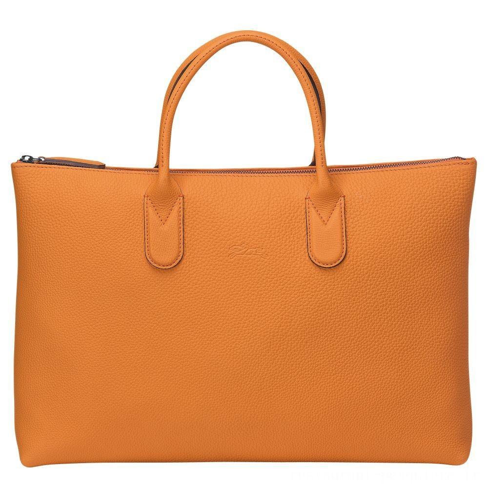 [Vente] - Essential Porte-documents - Orange
