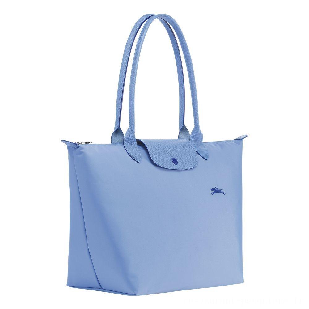 [Vente] - Le Pliage Club Sac porté épaule - Bleu